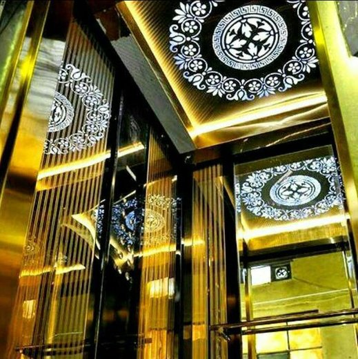 آسانسور قدیمی